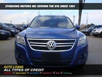 2009 Volkswagen Tiguan 2.0T/PANORAMIC SUNROOF/NAVIGATION