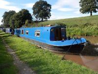 2009 57' narrowboat
