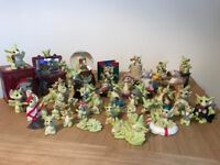 Large collection of Pocket Dragons including 3 large limited editions