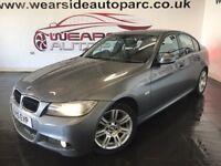 BMW 3 SERIES 2.0 318i M Sport 4dr (grey) 2010