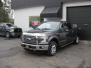 2015 Ford F-150 XLT -- XTR PACKAGE SUPERCREW 4X4