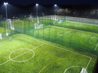 5-a-side players wanted for a regular game. A mates thing but a decent standard & good lads.