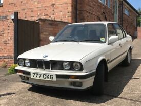 Classic 1991 BMW 318i in pristine condition. Only 53,900 miles