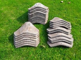 MARLEY VALLEY ROOF TILES