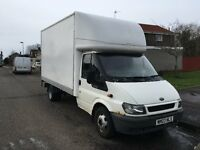 Ford Transit Luton Box Van for private sale