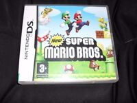 6 Nintendo DS games individually priced