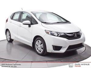 2016 Honda Fit LX (CVT)