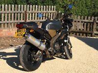 Aprilia tuono 1000cc fighter, (2 previous owners low mileage)