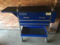 Snap-on Blue-Point Tool Trolley / Roll Cart. Blue. Excellent condition.