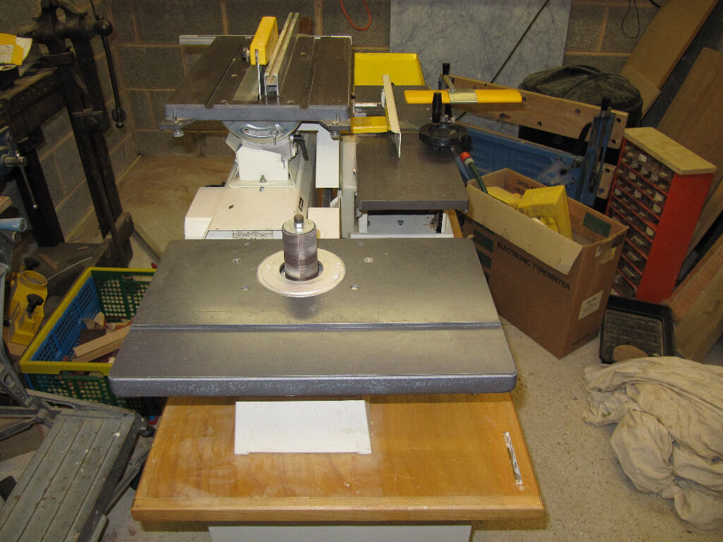 Kity K5 Combination Woodworking Machine In Budleigh Salterton