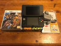 New Nintendo 3DS Console and Games
