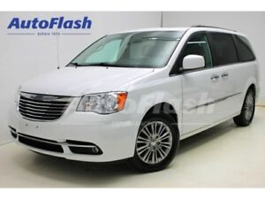 2014 Chrysler Town & Country Touring-L *Cuir/Leather* Toit/Roof