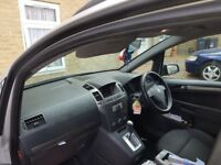 Vauxhall zafira automatic spares or repair Please Read Description Thanks