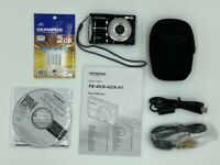 OLYMPUS X-42 12mp Digital Camera. Fully working. Boxed. Mint condition.