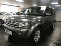 Land Rover Discovery 4 3.0 TD V6 HSE 4X4 5dr FULL SERVICE PANORAMIC ROOF