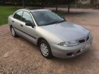 Mitsubishi Carisma 1.6 GLX 5dr, 1999 (S reg), 67000 miles warranted, 2 Former keepers
