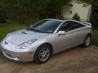 Toyota Celica GTS and GT part out