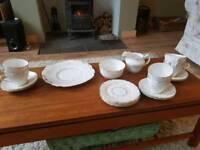 Collingswood tea set