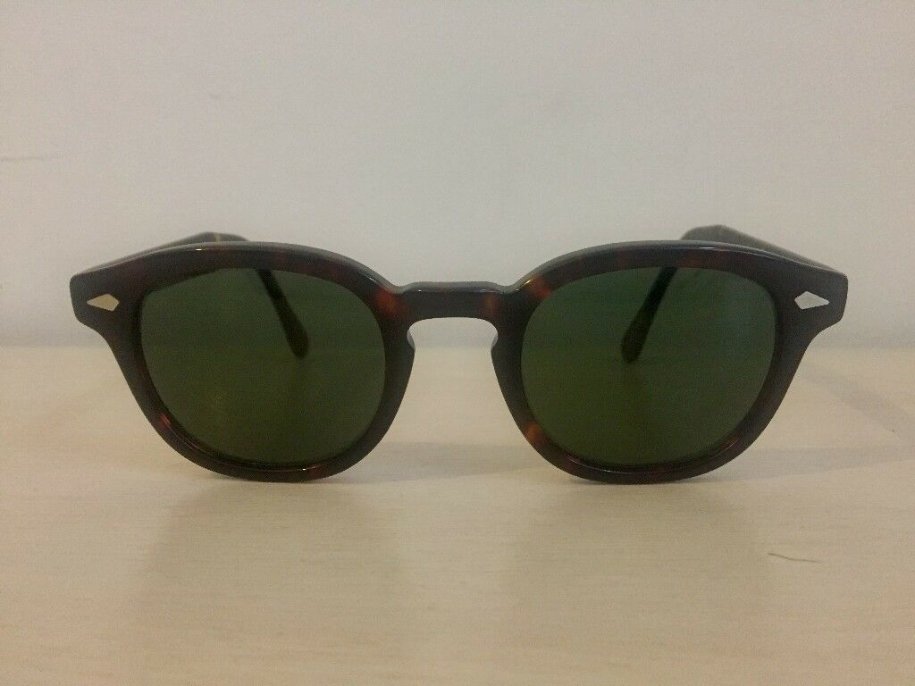 8013bdfe0c92 Moscot Lemtosh Sunglasses in Tortoise (like new)