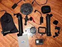 HUGE GoPro hero 5 black bundle