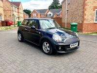 2011 MINI COOPER 1.6, MOT MARCH 2019, FULL SERVICE HISTORY, BLACKHPI CLEAR