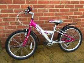 Girls Coyote Koobalahi bike.