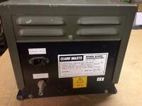 Clark Mast Teksam 240v, EC200 Air Compressor, for Pneumatic Masts