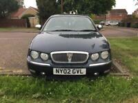 Rover 75 2002 low mileage, owned 11 years