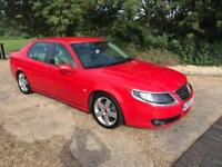 SAAB 9-5 DIESEL 2009 FULL LEATHER 1 YEAR MOT SERVICE HISTORY DRIVES THE BEST