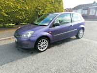 2007 Ford Fiesta 1.4 petrole with full years mot drives well !!!!!