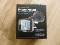 BNIB Universal GPS Phone Mount NEW Like ( 0) Settings