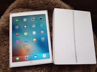 "Apple iPad Pro 12.9"" 128gb Cellular Unlocked With Apple Warranty"