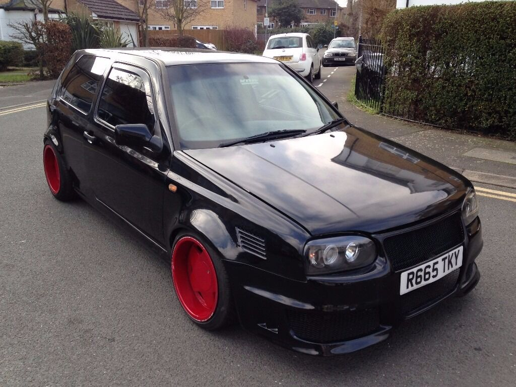 vw golf mk3 vr6 2 8 sport in richmond london gumtree. Black Bedroom Furniture Sets. Home Design Ideas