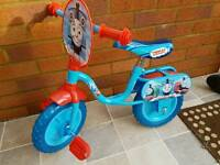 """Thomas and friends first bike 10"""""""