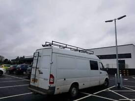 Mercedes sprinter lwb roof rack