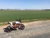 KTM Duke 690 R 2013 FSH