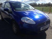WANTED! More cars like our cracking fiat grande Punto active, long MOT £1995