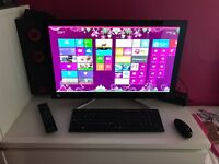 ***LOWER PRICE*** (AS NEW) Sony Vaio Touchscreen All In One Desktop Pc Computer