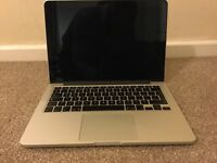 "Apple MacBook Pro ""Core i5"" 2.4 13"" Late 2013 Specs"