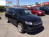 2012 Jeep Compass Limited 4x4 * LEATHER * NAV * POWER ROOF