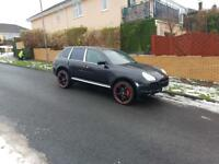 2003 (03) Porsche Cayenne 4.5 Turbo Tiptronic S AWD Auto Black