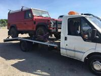 Kent S.E London Vehicle Auction Collection Delivery Transport Service JC Recovery