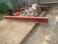 RSJ Steel Beem 265cm