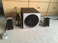 PC Speakers - Logitek Z-2300 - 200W maximum - Hi-Fi Gaming equipment