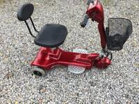 Wheeltech Maritz supreme boot scooter in fantastic condition