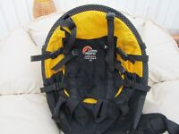 Lowe Alpine Contour crossbow 50 Back pack