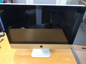 Apple iMac A1311 i5 2.5 4 500 dvd webcam El capitan 21.5""