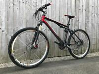 *SOLD* Carbon Fibre Cube AMS HPA Full Suspension Enduro/Downhill Bike, LIKE NEW, HIGH SPEC, FOX
