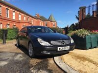 2007 MERCEDES-BENZ CLS 320 3.0 CDI 7G AUTOMATIC EXECUTIVE,95K,-FUL SERVICE HISTORY
