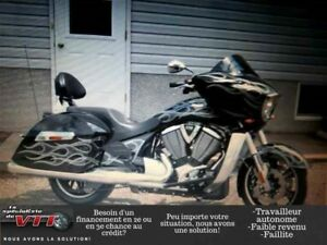 2013 Victory Motorcycles Cross Country